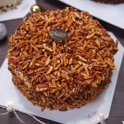 เค้กเจนัว กาแฟ 6 นิ้ว (1ปอนด์)