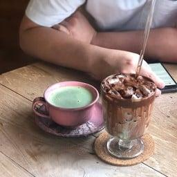 Cocao-mint & Green tea