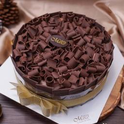 เค้กมิลค์กี้ช็อกกี้ 6นิ้ว (1ปอนด์)