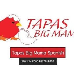 Tapas Big mama Spanish food restaurant อาคารเสริมมิตร