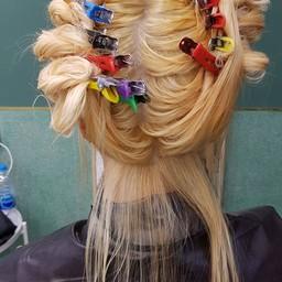hair color @Looks studio