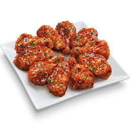 Spicy Korean Chicken Wings 10 pcs