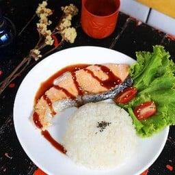 Smooth Japanese food