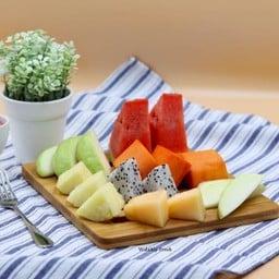 วลัยทิพย์ - Berry&Co ผลไม้สดพร้อมทาน ยำมะม่วงสูตรเด็ด นำ้ผลไม้ปั่นเพื่อสุขภาพ
