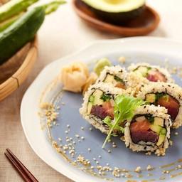 Crispy Quinoa Maki##1