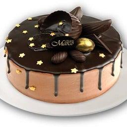 มิดไนท์ ช็อกเค้ก 6นิ้ว (1ปอนด์)