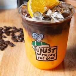 Just Follow The Goat X The Goat Cafe ' at Khonkaen