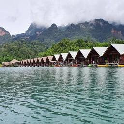 Pond Rich Tour At Khao Sok