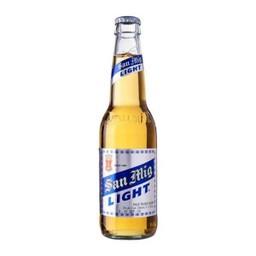 San Mig Light Beer