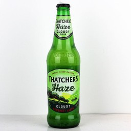 Thatchers Haze Cider