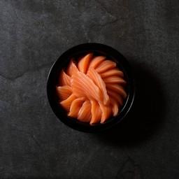 Salmon sashimi size S