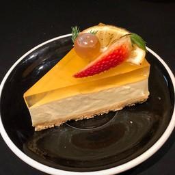 Honey Lemon Chesscake