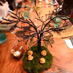 แป้งกรอบ3รส-- --Porcini, Seaweed, Mulberry