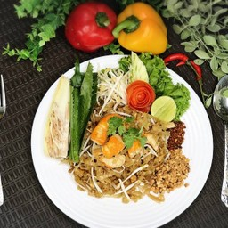 Vegan Garden ร้านอาหารเจ-มังสวิรัติ คาเฟ่ ลำลูกกา คลอง4