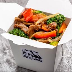 Mandarin Beef (Spicy) Alacarte