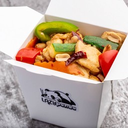 Kung Pao Chicken (Spicy) Alacarte