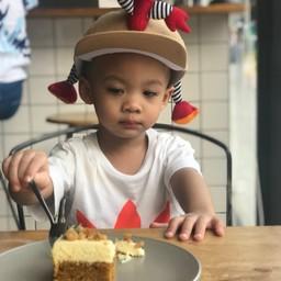 แครอทเค้ก ถูกใจเด็กน้อย
