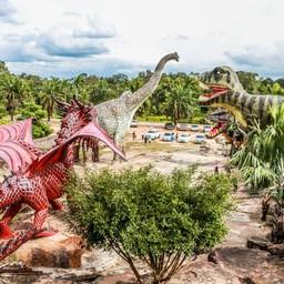 สวนไดโนเสาร์ปราจีนบุรี