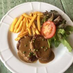 Pepper Steak (beef)