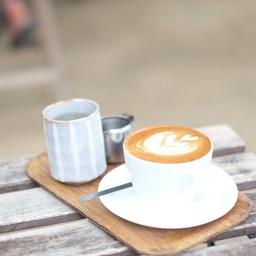 กาแฟร้อน กลิ่นหอม รสดี ราคาน่ารัก