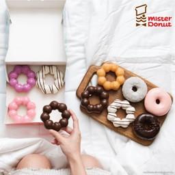 Mister Donut บิ๊กซี บางใหญ่