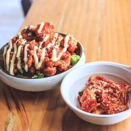 Don Dae Bak : Wing41 Korean Restaurant