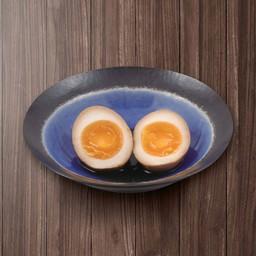 ไข่ต้มซอส