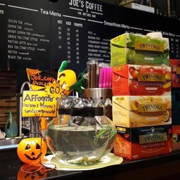 Joe's Coffee And The Witches Bar