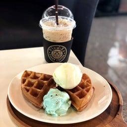 กาแฟเสือ Tiger Coffee ถนนจันทร์