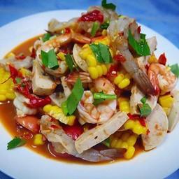 กินยำกัน (kin yum kan)