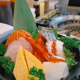Tenjo Sushi & Yakiniku Zpell, Future Park Rangsit