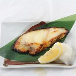 ปลาหิมะย่างมิโซะ