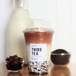 Hongkongese Brown Milk Tea