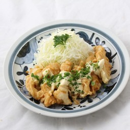 ไก่ทอดซอสนัมบัง