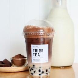 Dark Choc Milk Tea