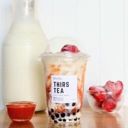Strawberry Fresh Milk
