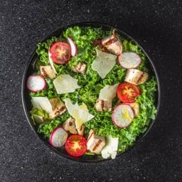 Grilled Miso Chicken Salad