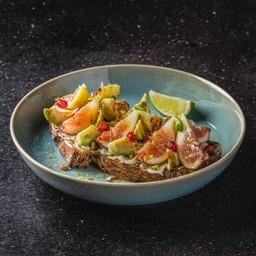 Fig & Avocado Toast