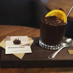 Woodland ( cocoa-banana-milk-orange-dried banana ) ⭐️⭐️⭐️⭐️⭐️ เหมือนกินไอติมช๊อค