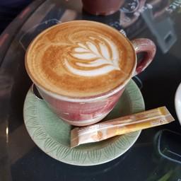 ร้านกาแฟหมู่บ้านศิลปิน