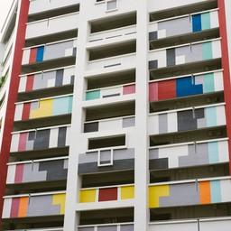 Tampines Street 42 HDB block
