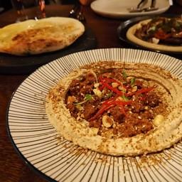 Hummus & Merguez