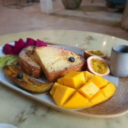 Very Fruit French Toast