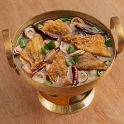 ต้มโคล้งปลาสลิด
