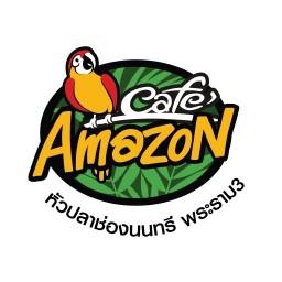 SD2708 - Café Amazon ร้านหัวปลาช่องนนทรี สาขาพระราม 3