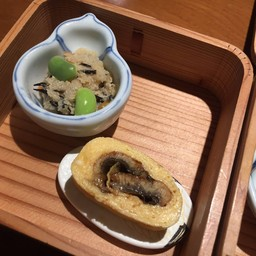 Okarani And Tamako Unagi Maki