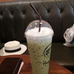 ชาเขียวผสมกาแฟ