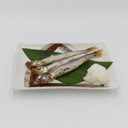 Grilled Shishamo 3pcs.