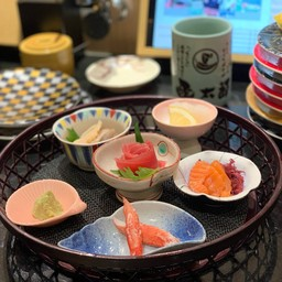 Sushi Go Round First Avenue tokyo station