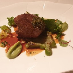 Pan-seared ostrich fillet##1